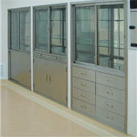 埋入式不锈钢手术室药品柜.器械柜.麻醉柜