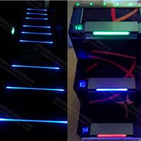 供应台阶灯、台阶彩色灯