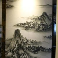 石材名画系列