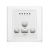 厨房卫生间带灯排风扇两路可调延时开关