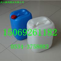 供应高强度耐酸碱25公斤化工塑料桶