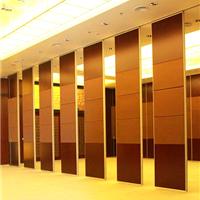 酒店可移动隔断活动隔断墙会所宴会厅隔墙