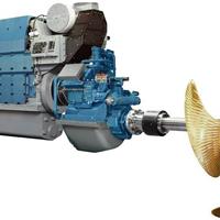 曼MAN船用柴油机/船用推进发动机