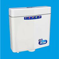供应挂墙式蹲便器塑料节能静音大冲力冲水箱