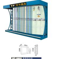 供应平推式墙面砖展示柜,瓷砖展具