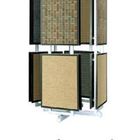 供应外墙砖展示柜,瓷砖展柜,定做展柜