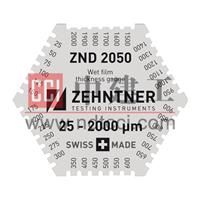 供应 ZND2050-2054湿膜梳湿膜厚度计