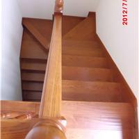供应武汉专业木质结构实木楼梯制作