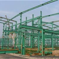 山东三维钢结构轻钢结构厂房承包