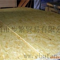 供应木屋用OSB定向刨花板防水板