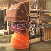 上海遮阳棚法式雨棚西瓜蓬固定蓬梯形棚
