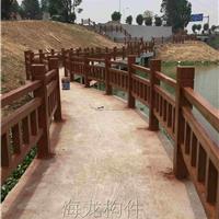 水泥仿木护栏、佛山季华大桥工程案件
