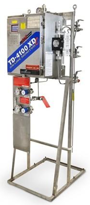 供应美国特纳TD-4100XDC在线水中油分析仪
