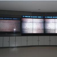 黑龙江商场安防监控三星液晶拼接电视墙厂家
