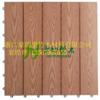 塑木diy地板木塑diy拼装小地板