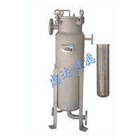 供应保温夹套过滤器,保温加层袋式过滤器