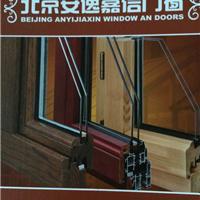 厂家长期向全国供应 意式木包铝门窗