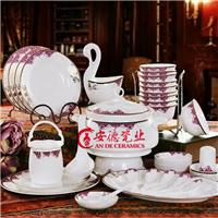 餐具套装 定制陶瓷餐具 景德镇高档餐具厂家