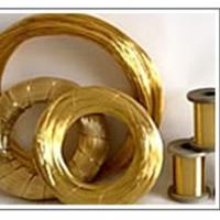 供应国标H68黄铜线、环保H70无铅黄铜线