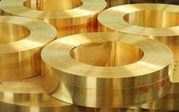 供应现货H68黄铜带、H70超薄黄铜带