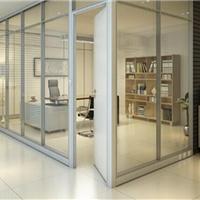 办公室不可缺少的玻璃隔断