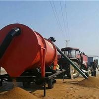锦华小型移动玉米烘干机节能环保实现新突破