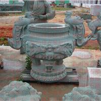 供应石雕香炉 曲阳石雕 禅石雕塑