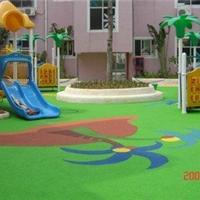供应幼儿园EPDM塑胶地垫