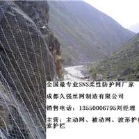 铁路公路水电站主动网被动网