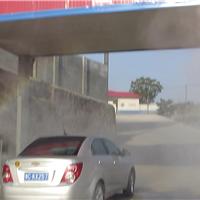 供应车辆自动感应高压喷雾消毒机