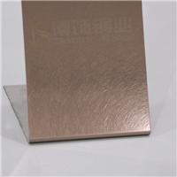 304高比和纹古铜不锈钢 专业不锈钢表面处理
