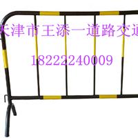 供应天津铁马护栏,施工围栏价格量大优惠!