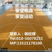 供应黑龙江省体育馆运动木地板厂家直销报价