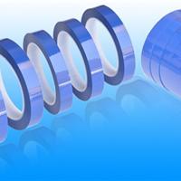 供应蓝色聚酯薄膜玛拉胶带P208F