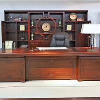 办公家具和祥系列实木班台