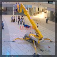室内外高空作业蜘蛛机 直臂式 37m高空工作