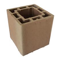 凡新木塑户外PE产品 立柱系列