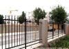 供应不锈钢锌钢护栏围栏,铁艺铁花制作安装