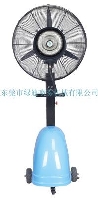 供应东莞喷雾风扇 喷雾降温风扇能降温5度