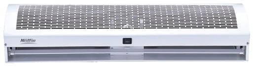 供应超市FM贯流式风幕机,电加热风幕机