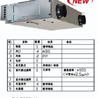 供应松下新风系统全热交换器FY-25PMAL