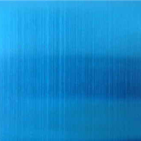 恒彩鑫钢业彩色不锈钢板