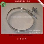 OPGW 光缆引下线夹  不锈钢带引下线夹