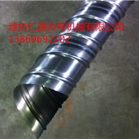 供应仁通螺旋焊管设备 螺旋焊管冷弯机