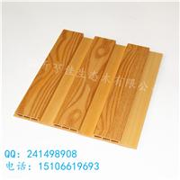 吉林生态木PVC墙板195转印木纹效果怎么样