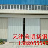 天津厂房推拉门,武清区厂房推拉门制作安装