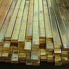 供应国标H59环保黄铜排、H60黄铜扁排