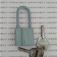 锌合金挂锁 磁性合金锁