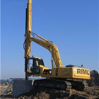 供应挖机小臂改装伸缩臂,滑移平板式伸缩臂