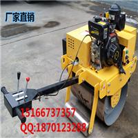 2015年销售状元浩鸿小型单钢轮压路机